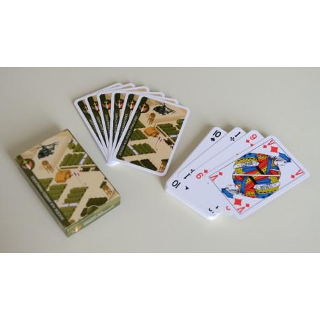 jeu de 56 cartes