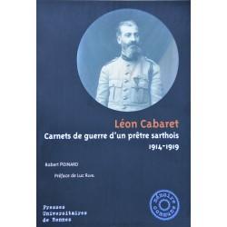 """LIVRE """"Carnets de guerre d'un prêtre sarthois"""""""
