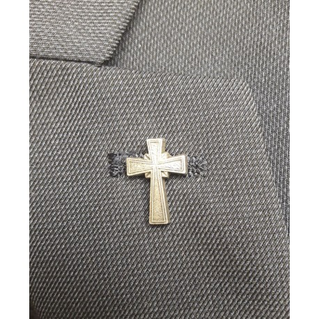Croix de veston