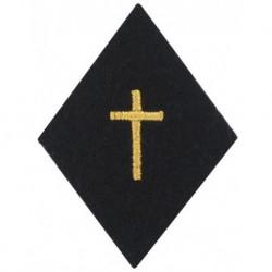Losange de bras Aumônier Catholique