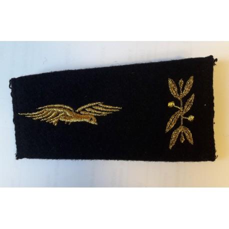 Epaulette aumônier armée de l'Air (paire)