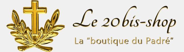 20bis Shop - diocèse aux Armées françaises